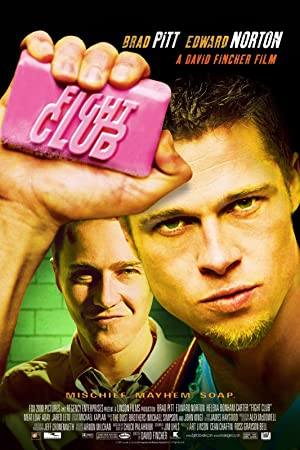 movie poster of Fight Club