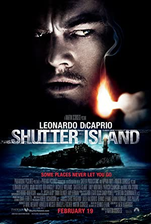 movie poster of Shutter Island
