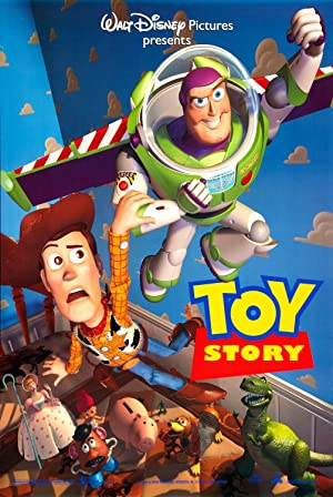 movie poster of Toy Story