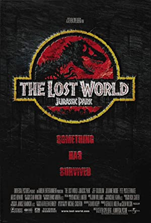 movie poster of The Lost World: Jurassic Park
