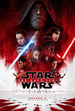movie poster of Star Wars: Episódio VIII - Os Últimos Jedi
