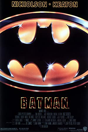 movie poster of Batman