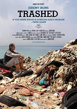 movie poster of Trashed