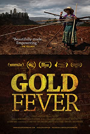movie poster of Gold Fever