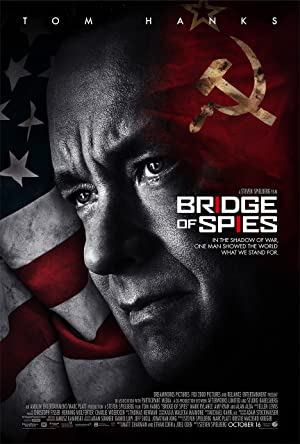 movie poster of Bridge of Spies