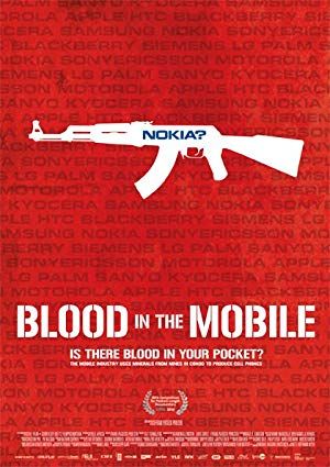 movie poster of Blood in the Mobile
