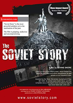 movie poster of The Soviet Story
