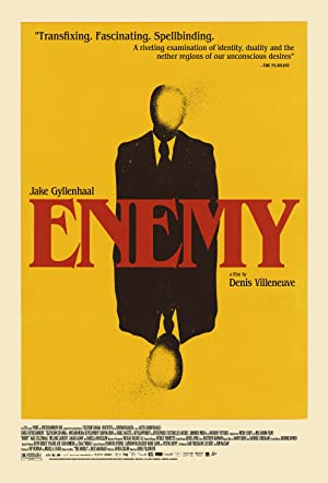 movie poster of Enemy