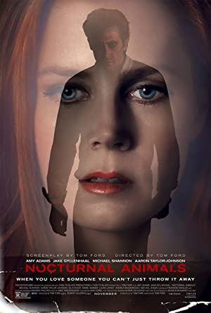 movie poster of Nocturnal Animals