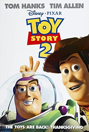 movie poster of Toy Story 2