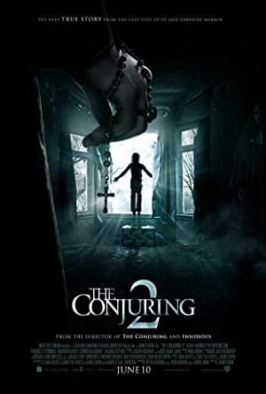 movie poster of The Conjuring 2