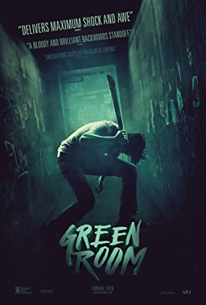 movie poster of Green Room