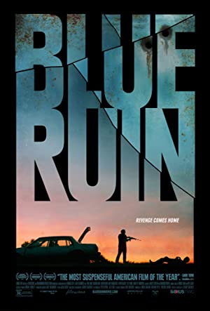 movie poster of Blue Ruin