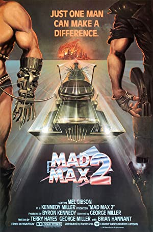 movie poster of Mad Max 2: The Road Warrior