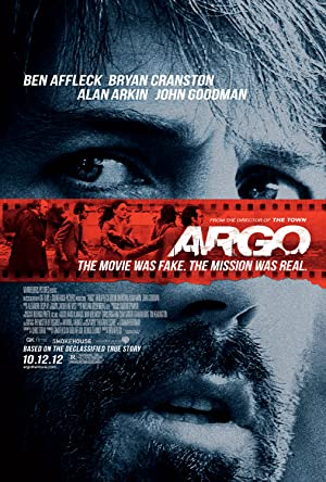 movie poster of Argo