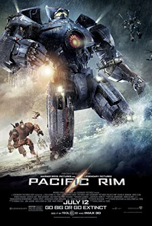movie poster of Pacific Rim