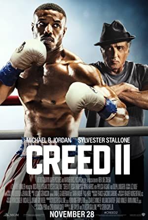 movie poster of Creed II