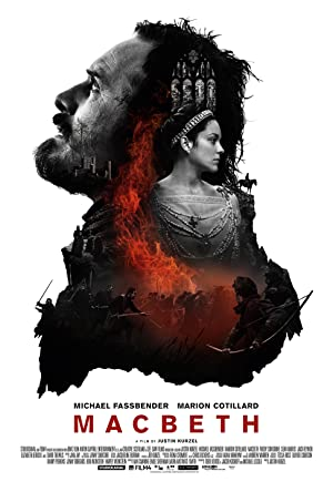 movie poster of Macbeth