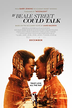 movie poster of If Beale Street Could Talk
