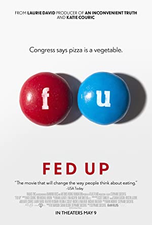 movie poster of Fed Up