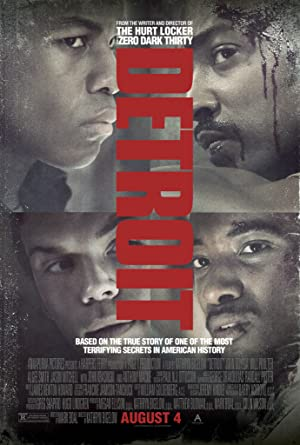 movie poster of Detroit