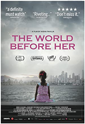 movie poster of The World Before Her