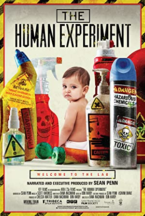 movie poster of The Human Experiment