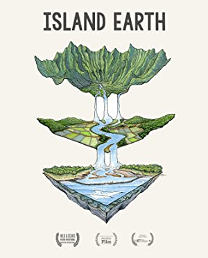 movie poster of Island Earth