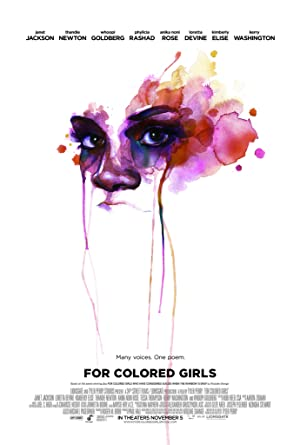 movie poster of For Colored Girls streaming (where to watch online?)