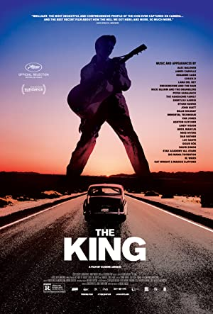 movie poster of The King