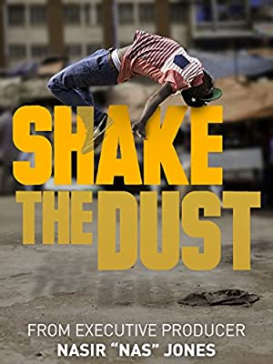movie poster of Shake the Dust