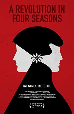 movie poster of A Revolution in Four Seasons