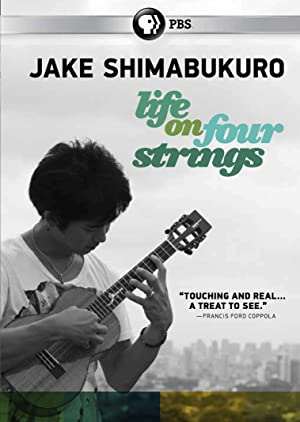 movie poster of Jake Shimabukuro: Life on Four Strings