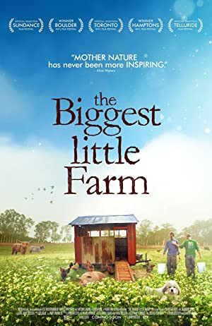 movie poster of The Biggest Little Farm