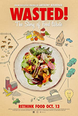 movie poster of Wasted! The Story of Food Waste