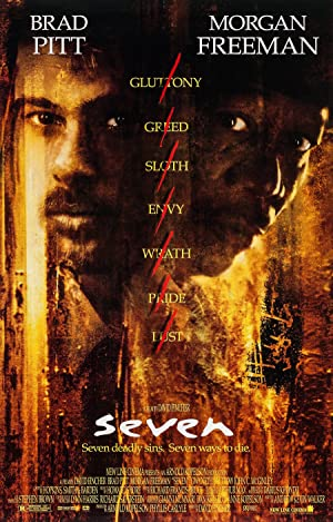 movie poster of Se7en