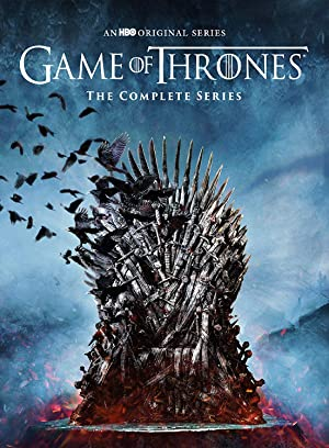 movie poster of Game of Thrones