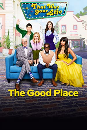 movie poster of The Good Place
