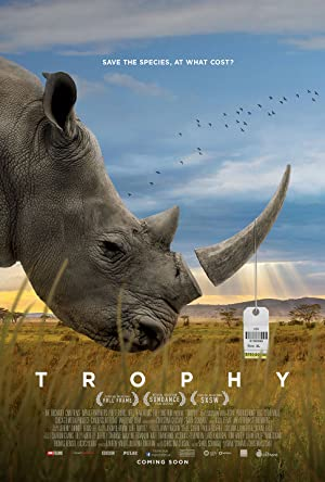 movie poster of Trophy