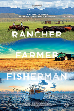 movie poster of Rancher, Farmer, Fisherman