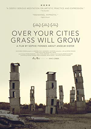 movie poster of Over Your Cities Grass Will Grow