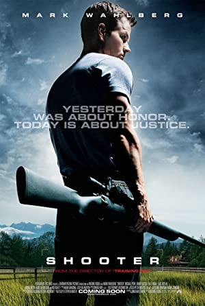 movie poster of Shooter