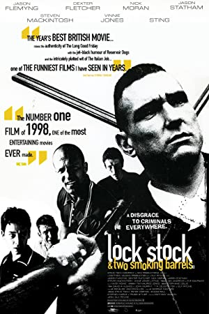 Lock, Stock and Two Smoking Barrels streaming (where to watch online?)