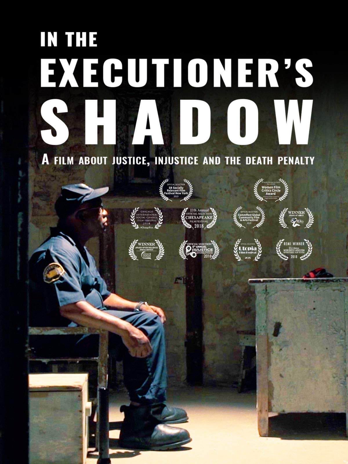 movie poster of In the Executioner's Shadow