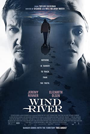 movie poster of Wind River streaming (where to watch online?)