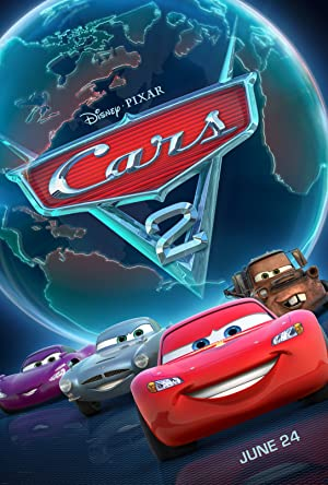 Cars 2 streaming (where to watch online?)