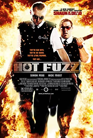 Hot Fuzz streaming (where to watch online?)