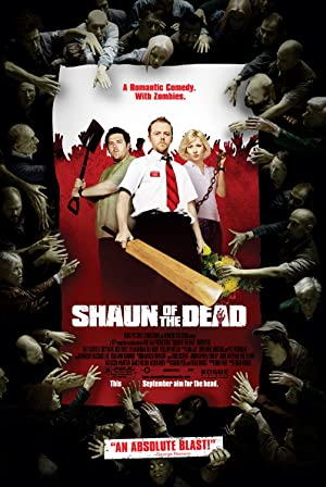 movie poster of Shaun of the Dead streaming (where to watch online?)