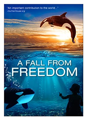 movie poster of A Fall from Freedom