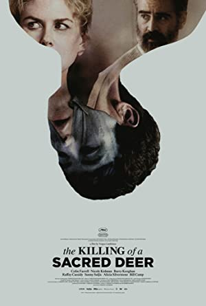 movie poster of The Killing of a Sacred Deer streaming (where to watch online?)